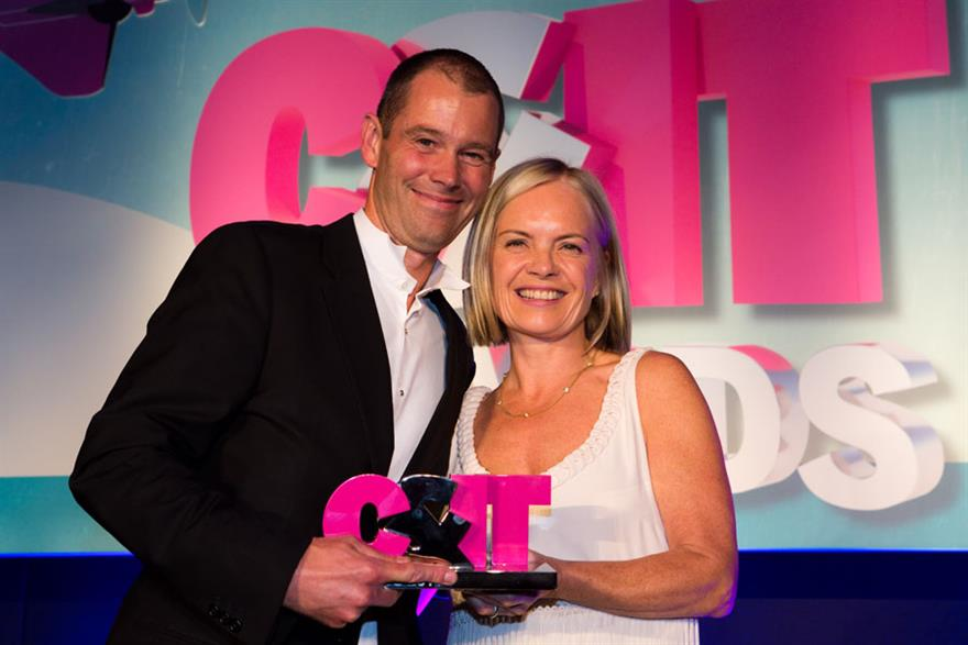 C&IT Awards winners: Best Use of Technology and/or Social Media