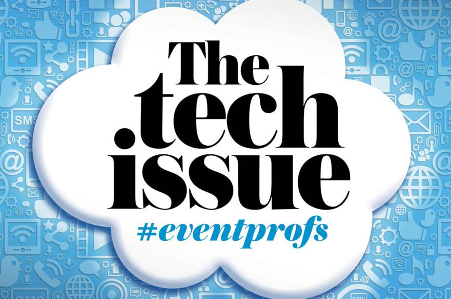 Top event tech trends 2014, #CITTechIssue