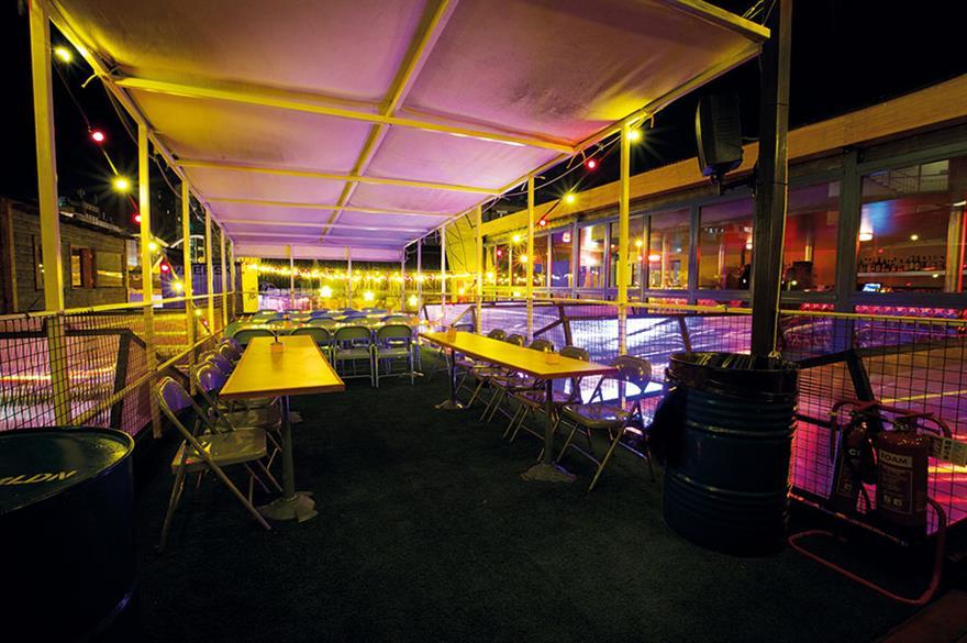 Dinerama, Shoreditch