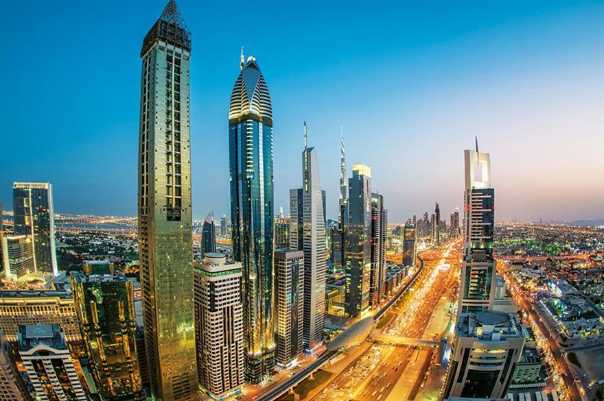 Destination of the Week: Dubai
