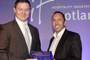 SECC awards Champion accolade to Greater Glasgow Hotels Association