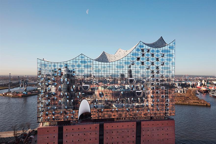 Elbphilharmonie Hamburg (credit: Maxim Schulz)