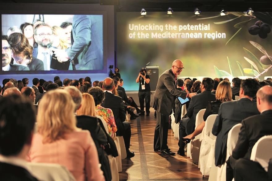 Ernst & Young Mediterranean Strategic Growth Forum 2015, Rome