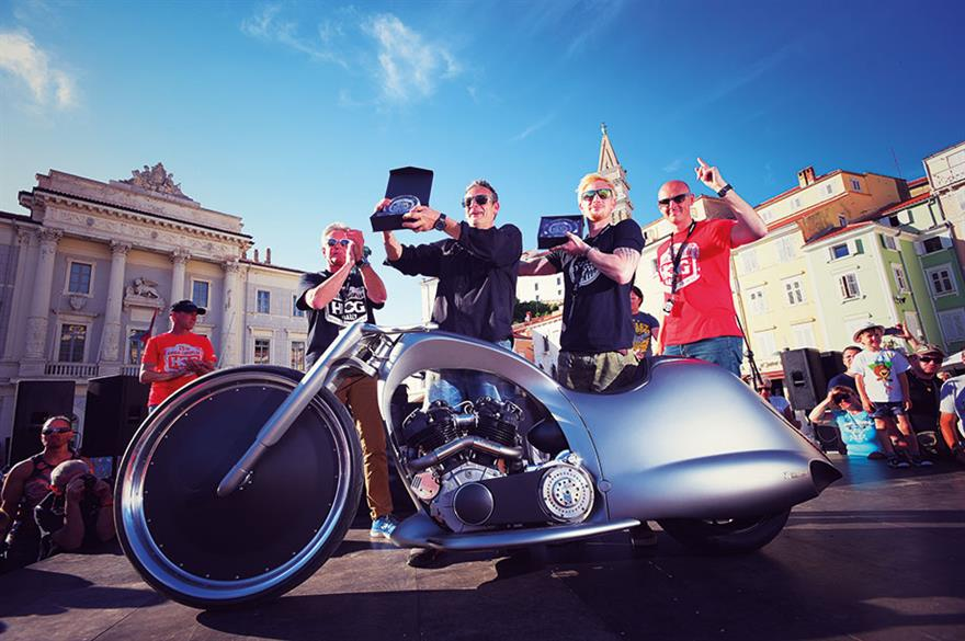 Harley-Davidson 25th European H.O.G. Rally