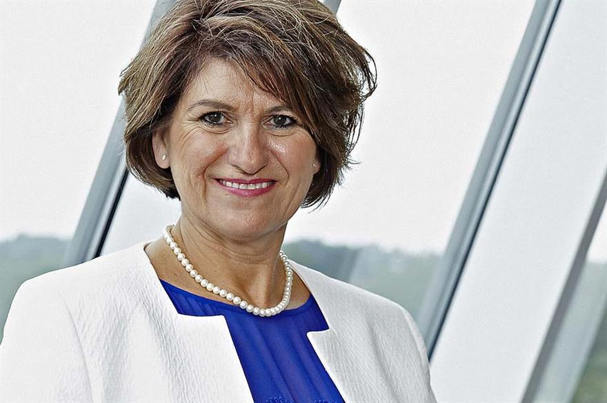 Helen Parlane, Colgate-Palmolive