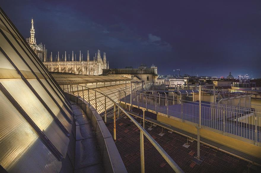 Highline Galleria, Milan