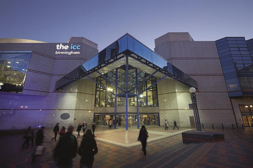 ICC Birmingham