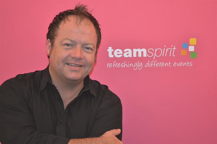 Ian Taylor, Team Spirit