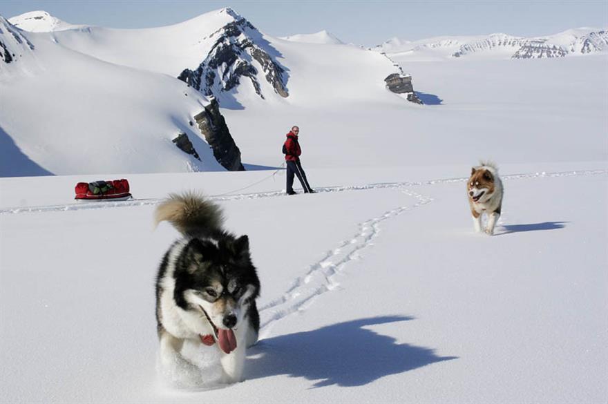 Kjepasset_Spitsbergen_Norway
