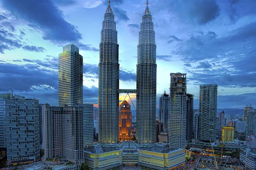 Kuala Lumpur, Malaysia (©iStockphoto.com)