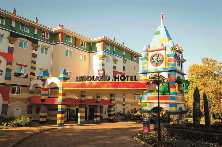 Legoland Hotel, Windsor