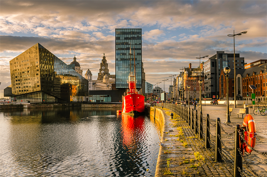 Destination of the Week: Liverpool