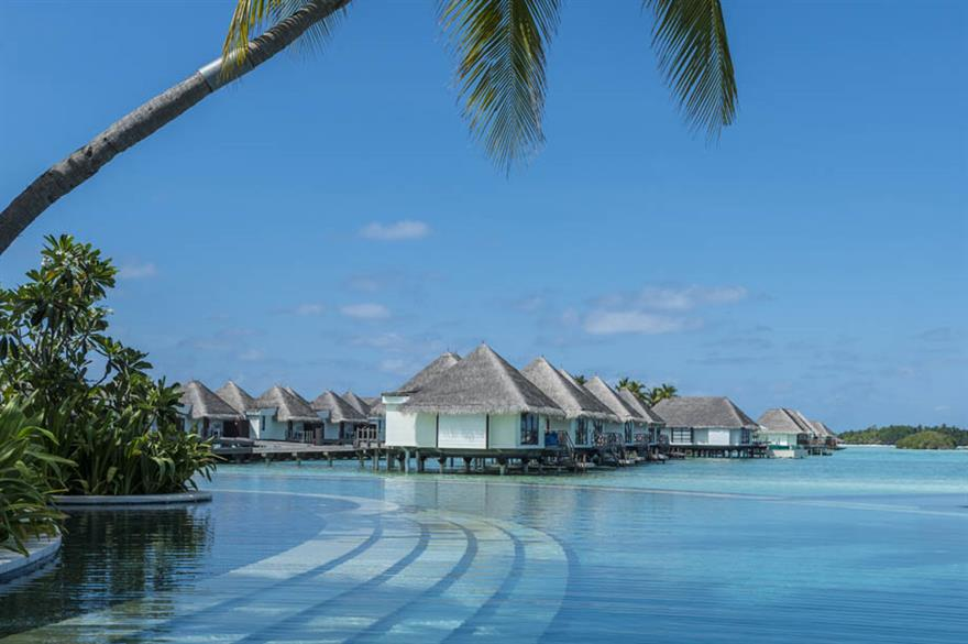 Four Seasons Kuda Haraa resort, Maldives