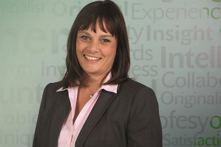 Nicola Burns, MD, Ashfield Meetings & Events