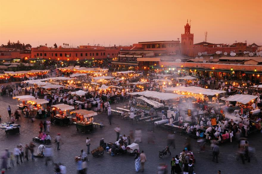 Destination of the Week: Morocco