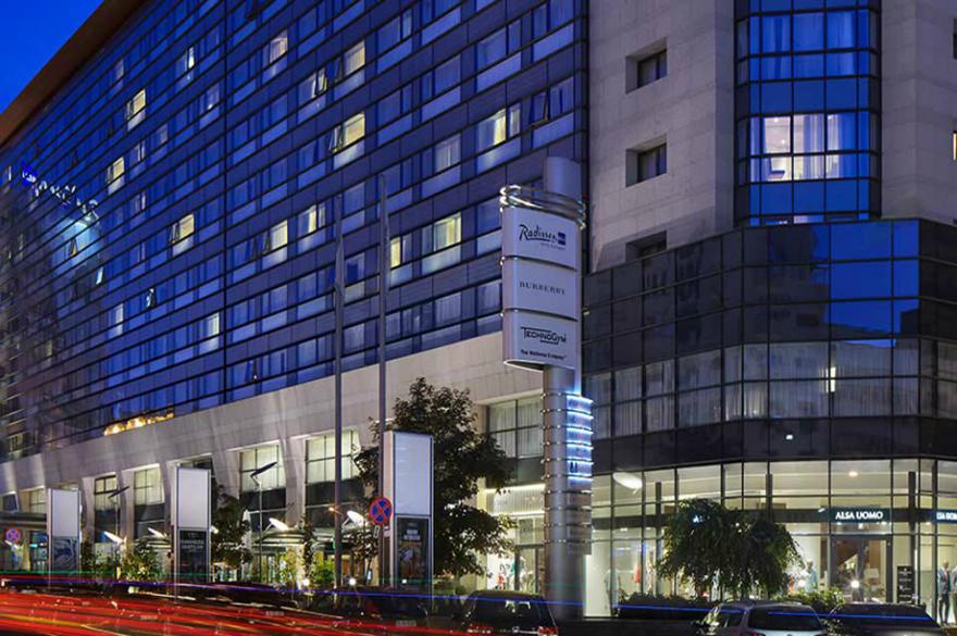 Siemens hosted its event at Radisson Blu Bucharest