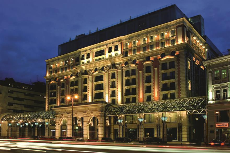 Ritz-Carlton hotel, Moscow