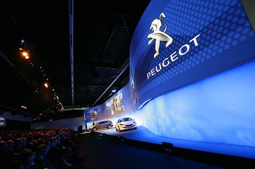 Smyle organises Citroën & Peugeot's national dealer conference