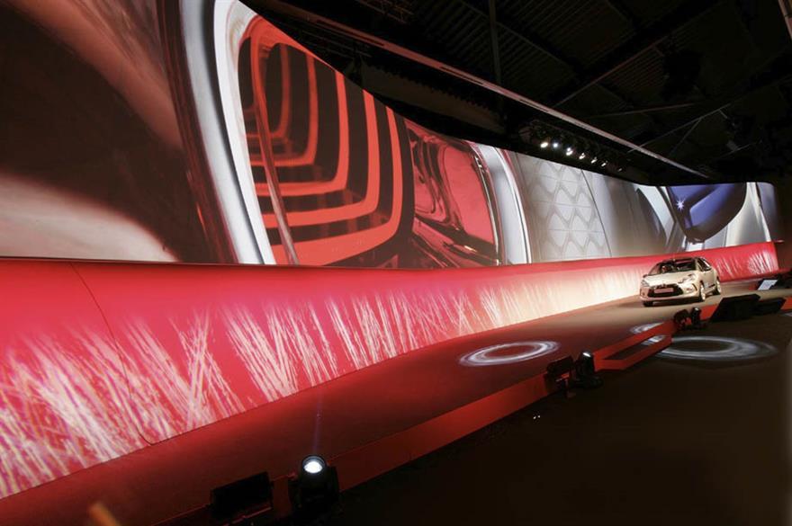 Citroëon & Peugeot National Dealer Conference, SIlverstone