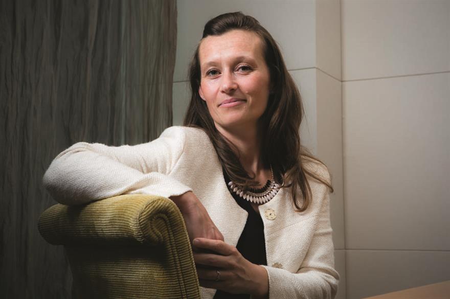 Sophie Caven, Barclays