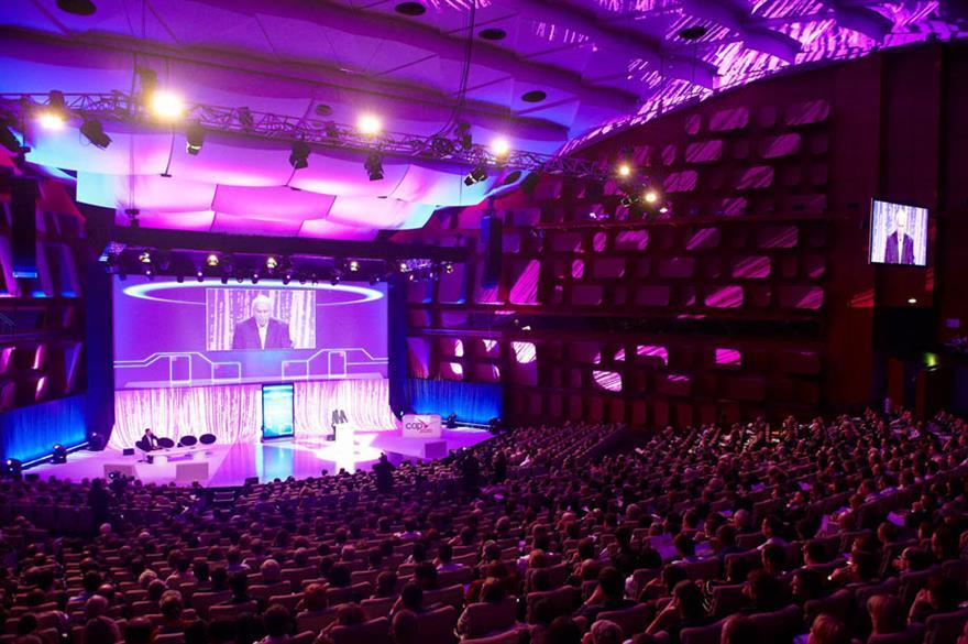 Strasbourg Convention Centre, France