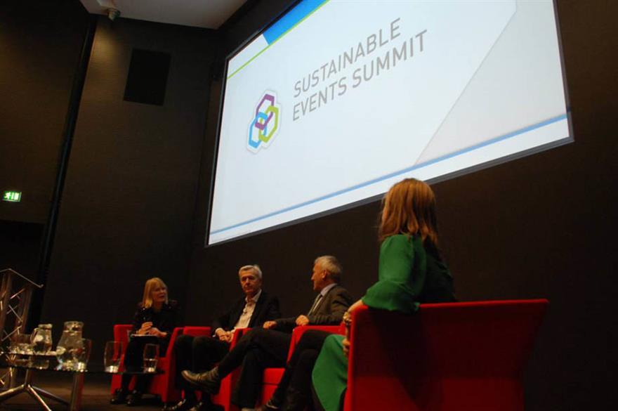 Sustainable Events Summit, London