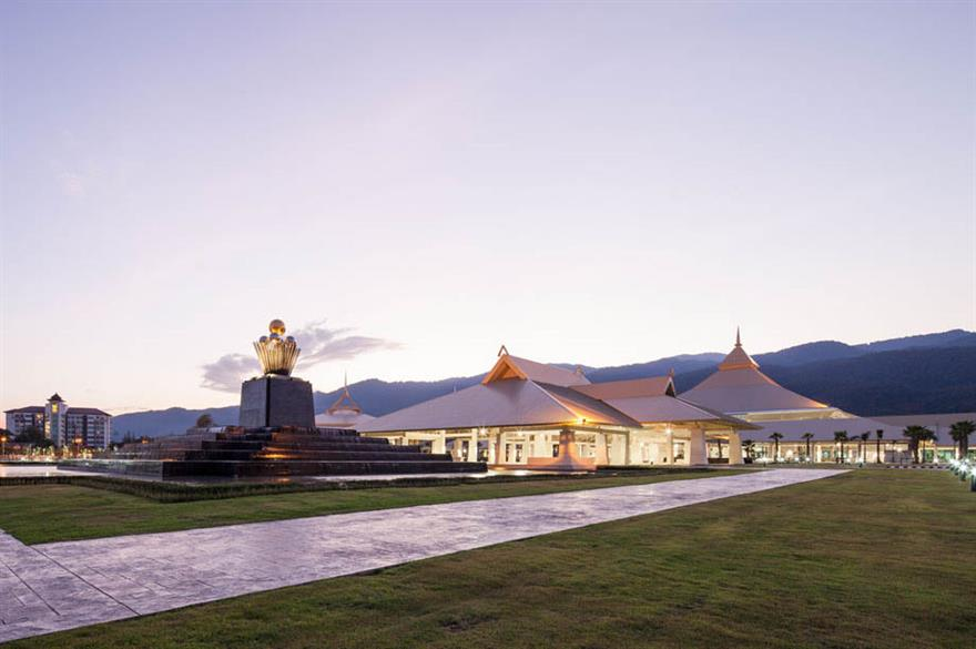 International Convention & Exhibition Centre (CMICE), Chiang Mai, Thailand