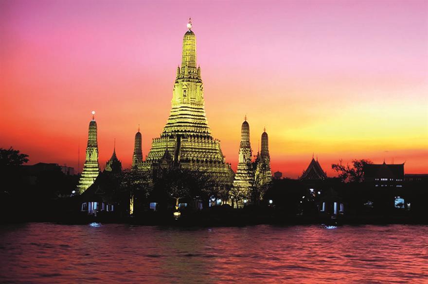 Wat Arun Temple, Bangkok, Thailand (iStockphotos.com)