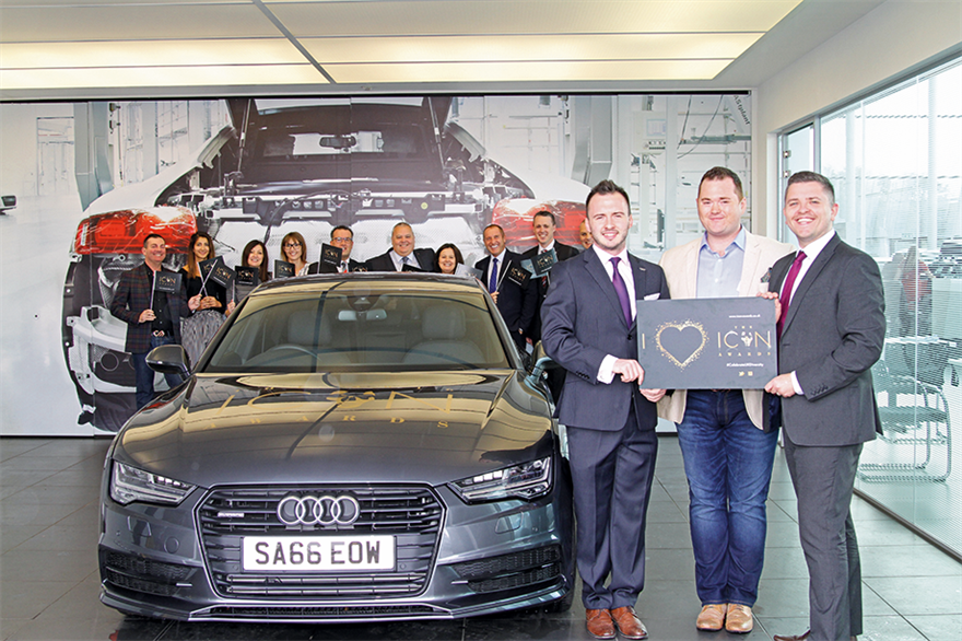 Case study: Audi and Lookers motor ahead in Glasgow
