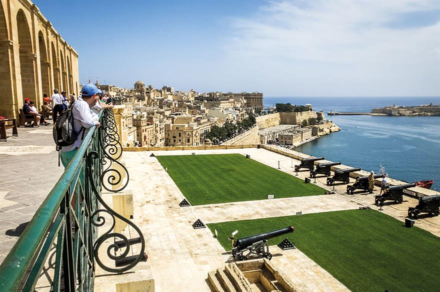 Malta... for luxury incentives