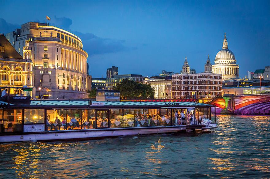 Destination of the Week: London