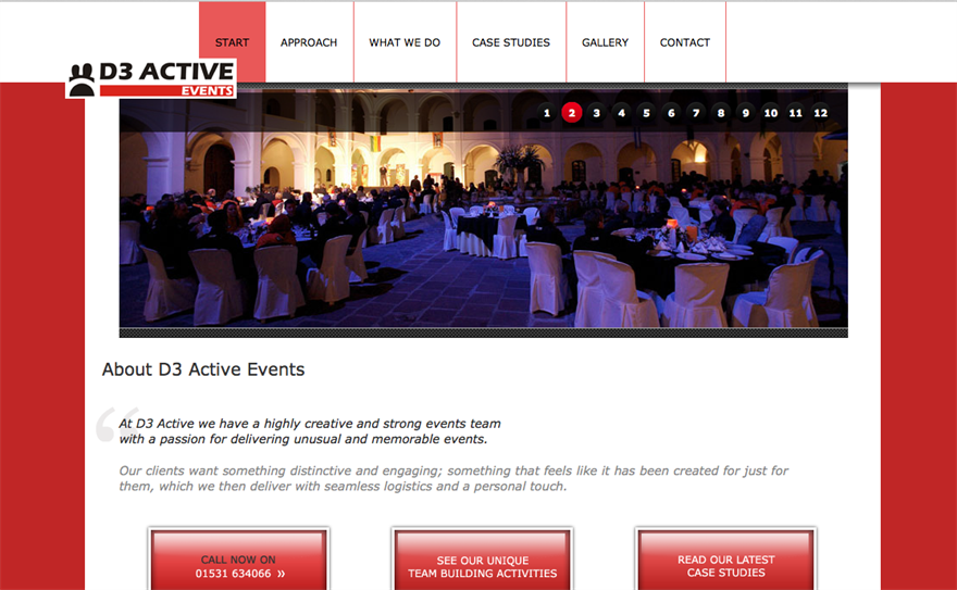 D3 Events ranked 42nd in C&IT's Top 50 UK agencies table