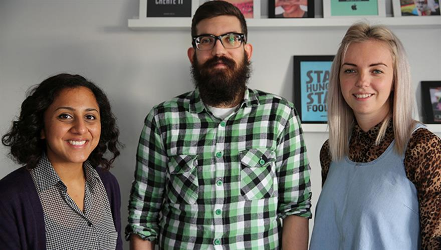 HGA Creative announces three new appointments