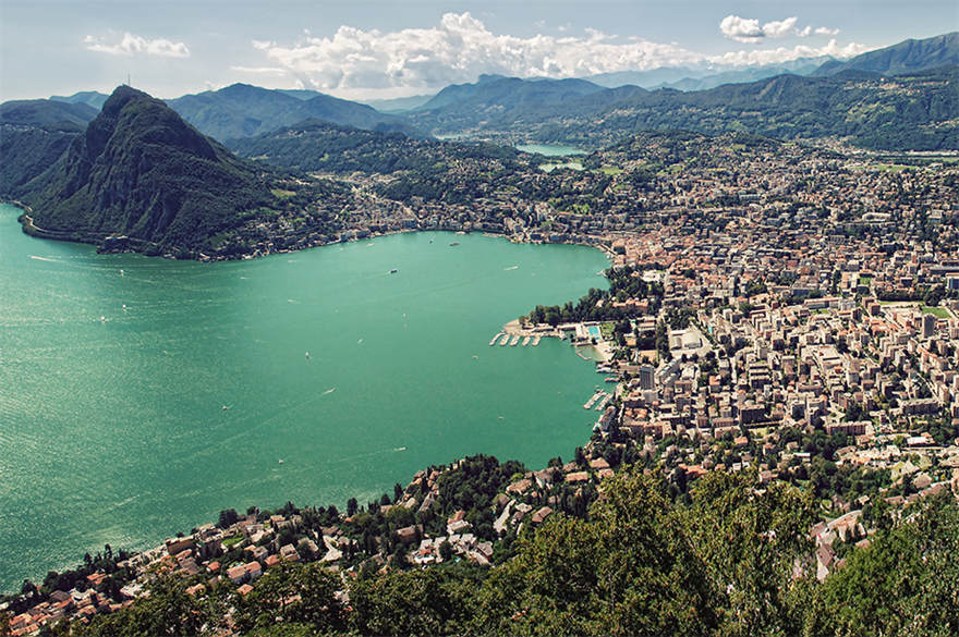 Destination of the Week: Lugano, Switzerland
