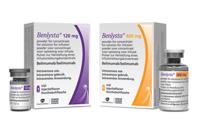 Benlysta must be administered in hospital