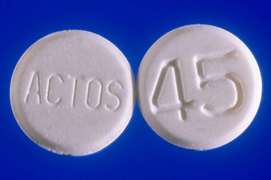 Pioglitazone is licensed for use as monotherapy, with metformin and/or a sulfonylurea, and with insulin   SCIENCE PHOTO LIBRARY