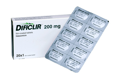 Dificlir (fidaxomicin) is a new addition to the current treatment options for C. difficile infection: metronidazole or oral vancomycin.