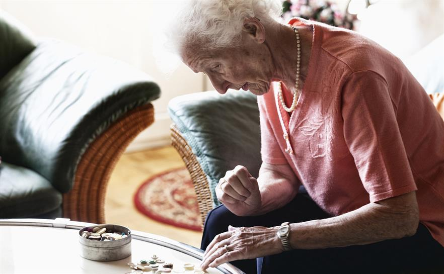 Anticholinergic medications might have long-term effects on cognitive function. | iStock