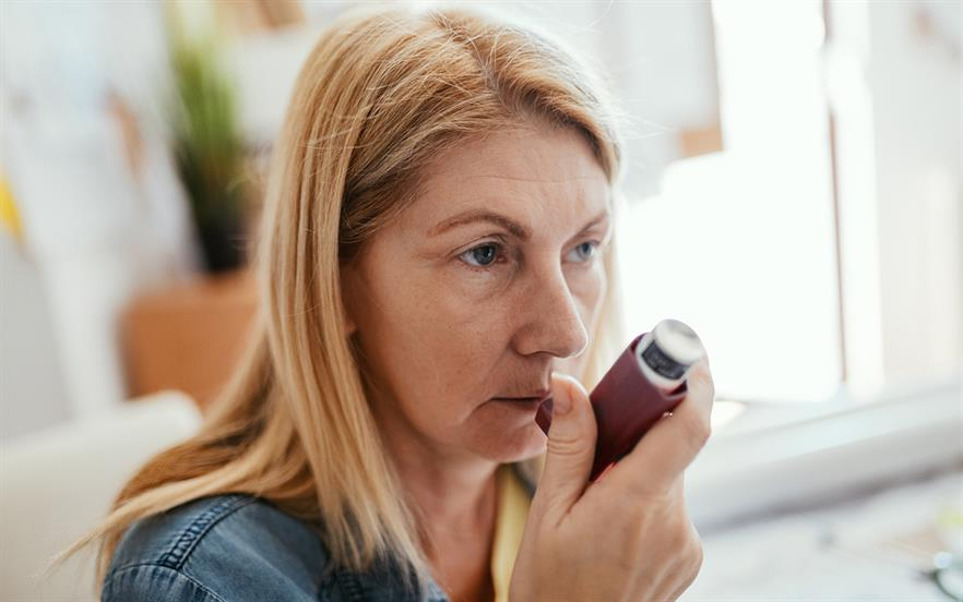 Stepping down of asthma treatment can reduce the risk of side-effects from long-term use of medication, particularly inhaled corticosteroids. | GETTY IMAGES