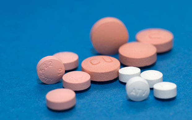 Statins are among the most effective drugs in reducing the risk of stroke, particularly ischaemic stroke.   SCIENCE PHOTO LIBRARY