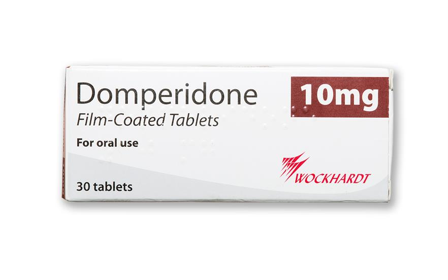 Domperidone is usually started at least two days before apomorphine to control the side-effects of nausea and vomiting. | SCIENCE PHOTO LIBRARY