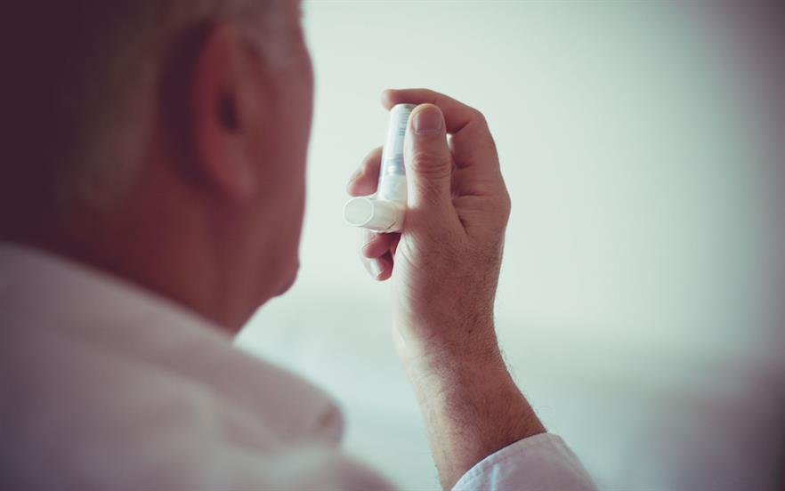 Inhaled budesonide is readily available worldwide and commonly used to treat asthma and COPD. | GETTY IMAGES
