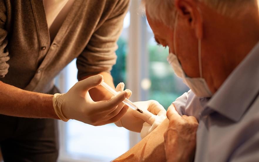 People living in care homes will be the first to receive the new COVID-19 vaccine. | GETTY IMAGES