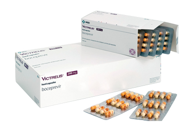 Victrelis was the first protease inhibitor to be launched in the UK for hepatitis C