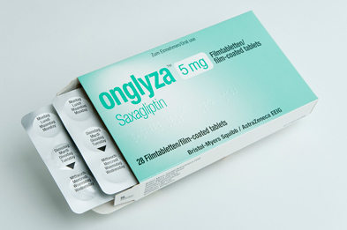 Onglyza – once daily add-on therapy for type II diabetes