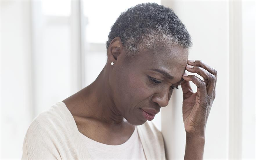 Women are struggling with menopause symptoms including night sweats, depression and anxiety, as a result of HRT shortages. | SCIENCE PHOTO LIBRARY