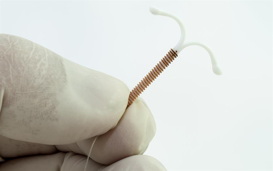 Copper IUDs are used for long-term contraception. | iStock