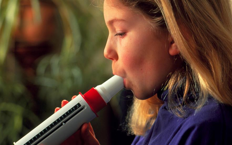 The UK has one of the highest prevalence rates for paediatric asthma worldwide, with 1 in 11 children affected. | DAMIEN LOVEGROVE/SCIENCE PHOTO LIBRARY