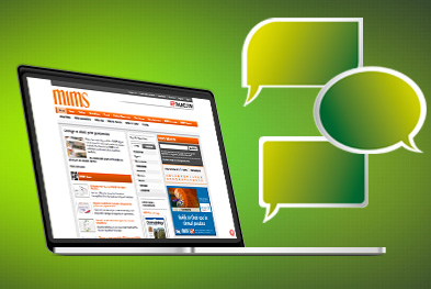 Tell us what additional content or functionality you want from MIMS online.