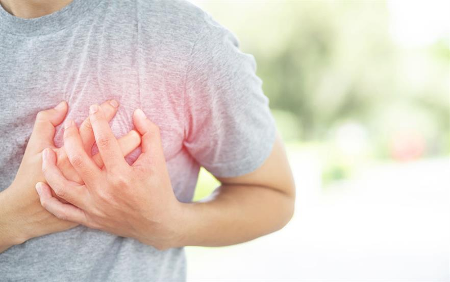 Symptoms of myocarditis and pericarditis include chest pain, shortness of breath, palpitations and arrhythmias. | GETTY IMAGES